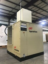 Ingersoll Rand SSR-EP75 rotary screw air compressor 75HP 332cfm 125PSI 460v $6,900.00