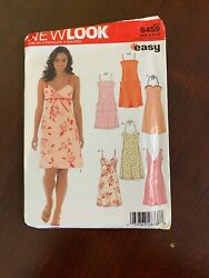 New Look Pattern Of Sundresses Size A 8 18 $2.95