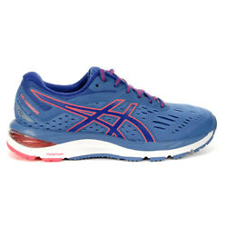 ASICS Women's Gel-Cumulus 20 AzureBlue Print Running Shoes 1012A008.401 NEW $67.99