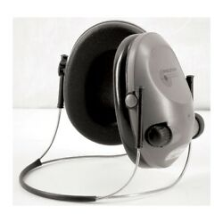 Peltor Electronic Tactical 6S Earmuff NRR 19 Behind the Head Stereo 97043 00000 $72.00