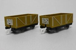 Plarail Thomas Series Diesel 10 Only 2-Car Set For Freight Cars Second Hand