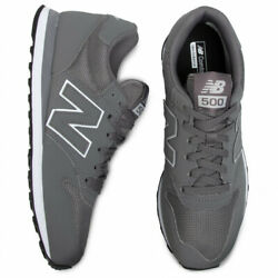 NEW BALANCE MEN'S RUNNING SHOES TRAINER SNEAKERS SHOES GM500 AUTHENTIC BRAND NEW $44.00