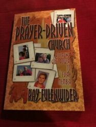 Prayer-Driven Church : Releasing Gods Power to Every Member by Fulenwider Ray $5.48
