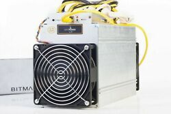 Antminer Miner L3+ 504 MHs w APW3++ Power Supply (PSU) Included (listing #2)