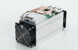 BITMAIN AntMiner S9 13.5TH with Bitmain power supply(listing #6)