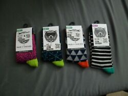 Pair of Thieves Boys Socks Sizes S M amp; M L Dif. Styles New Clothing Free Gift $2.65