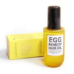 Too Cool For School Egg Remedy Hair Oil 100ml Extreme Damage Hair Care K Beauty $15.68