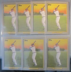 LOT OF (9) 2009 Topps Turkey Red #TR45 Miguel Cabrera $11.69