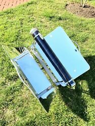 Large solar oven portable solar power cooker solar oven solar stove camping