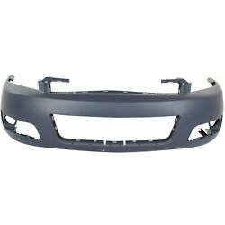 New Front Bumper Cover for Chevrolet Impala 2006 2016 GM1000764 $86.01