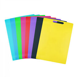 Home Essentials Kitchen Cutting Board 10.8 x 15 Inch (8 Color Options) $8.54