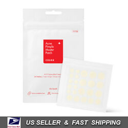 COSRX Acne Pimple Master Patch 24 patches 1 Sheet 10 Sheets $17.99