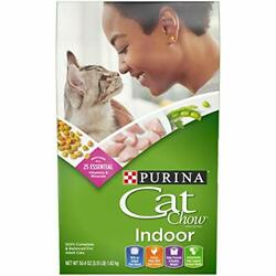 Premium Purina Cat Chow Hairball Healthy Weight Indoor Dry Food Indoor... $30.99