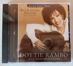 Dottie Rambo with the Homecoming Friends by Dottie Rambo (CD Apr-2004 Gaither $12.99