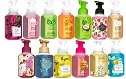 Bath and Body Works Authentic Hand Soap Foaming Cleansing NEW FALL SCENTS! $8.85
