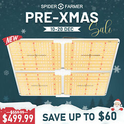 Spider Farmer 4000W LED Grow Light Samsungled LM301B Indoor All Stage Veg Flower $559.99