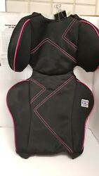 Evenflo High Back Car Seat Fabric Bottom Cover Back Cushion Support Replacement $12.99