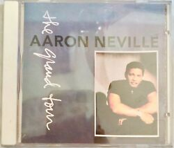 Aaron Neville The Grand Tour CD Betcha By Golly Wow Don't Take Away My Heaven $7.19