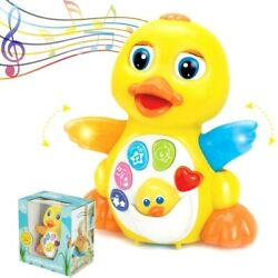 Duck Toy Best Musical Baby for 1 Year Old Girl Boy Babies Infant toddler Music $16.99