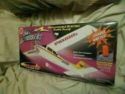 Vintage sky cruisers rechargeable electric plane $75.00