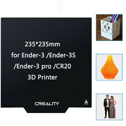 Creality Ender-3Pro 3D Printer Upgrade Build Plate Magnetic Square Heated Bed $15.99