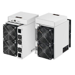 Bitmain Antminer S17+ 67THS Bitcoin ASIC Miner 2680W S17+ 67TH BTC Mining PSU