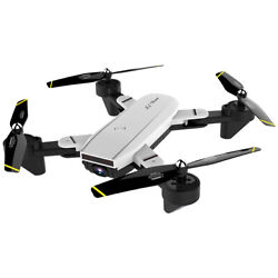 SG700 S Wifi RC Quadcopter with Camera FPV 1080P Foldable Selfie Drone White $82.00