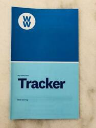 Weight Watchers WEEKLY TRACKER 12 Weekly Trackers Keep on track 12 of them $10.90