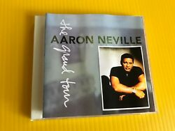 The Grand Tour by Aaron Neville (CD Apr-1993 A & M)  Linda Ronstadt bmg direct $4.50