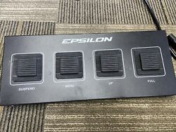 Epsilon Floor Remote Control For Lighting Systems $150.00