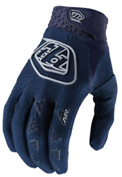 TROY LEE DESIGNS TLD MENS NAVY BLUE AIR GLOVE SOLID MTB GLOVES size MEDIUM $30.00