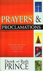 Prayers and Proclomations $4.42
