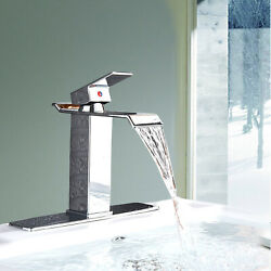 Bathroom Faucet Lavatory Basin Sink Mixer Tap Oil Rubbed Bronze With Drain $42.00