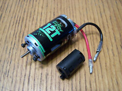 Axial SMT10 Grave Digger Dynamite 12 Turn 550 Brushed Motor 12T Max D AXI03019 $23.99