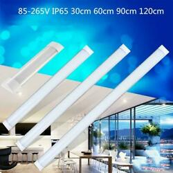 40W 30W 4FT 3FT LED Light Linear Batten Tube Lights Ceiling Lamp Cool White US $58.72