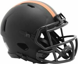 Cleveland Browns Eclipse Alternate Riddell Speed Mini Helmet New in box