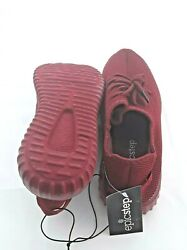 Womens Epicstep Sport Shoes Mesh Breathable Burgundy Size 8 Slip On Comfort $22.99
