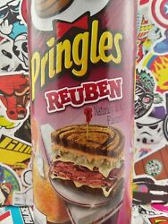 1 CAN * LIMITED EDITION FLAVOR REUBEN PRINGLES * EXOTIC SNACK  $9.99