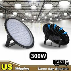 UFO 300W Watt LED High Bay Light Factory Industrial Warehouse Commercial lights