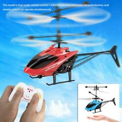 Mini RC Infrared Induction Remote Control RC Toys 2CH Gyro Helicopter RC Drone $9.95