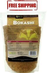 SCD Probiotics All Seasons Bokashi Compost Starter Microbial Inoculant 22 lbs $18.19