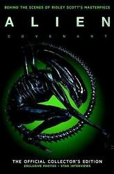 Alien Covenant: Official Collector's Edition by Titan (2017 Hardcover) $15.99
