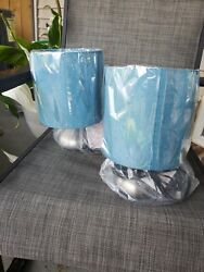 2 Small Lamps $27.00