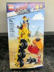 NEW! LEGO Movie 2 - Emmet's Thricycle! Building Set Toy (174 Pieces) #70823  $14.99