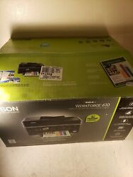 Epson Workforce 610 Printer and Scanner Never Used Read Description  $119.95