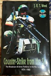 Counter Strike from the Sky : The Rhodesian All Arms Fireforce in the War in... $45.00