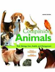 Companion Animals: Their Biology Care Health and Management (2nd Edition) $77.88