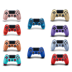 ElectroJoi Rechargeable Bluetooth Wireless Controller Compatible with PS4PC $29.99