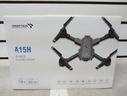 SNAPTAIN A15H Foldable FPV WiFi Drone w/ Voice Control 720P HD Camera G #126 $18.51