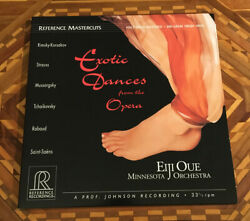 Exotic Dances from the Opera - Eiji Oue (Reference Recording 200-Gram LP)  $71.89
